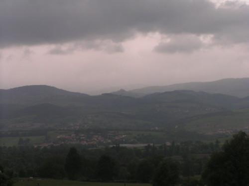 20080515 23223 0905 Jakobus Weite Hügel Wolken Ortschaften