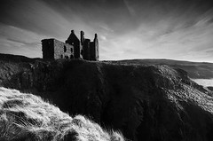 Remote Dunsky Castle