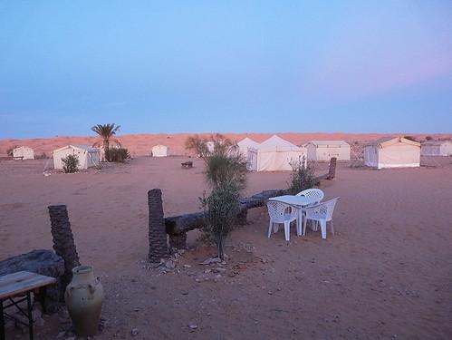 Zmela – kemp v saharských dunách na jižní hranici Římské říše