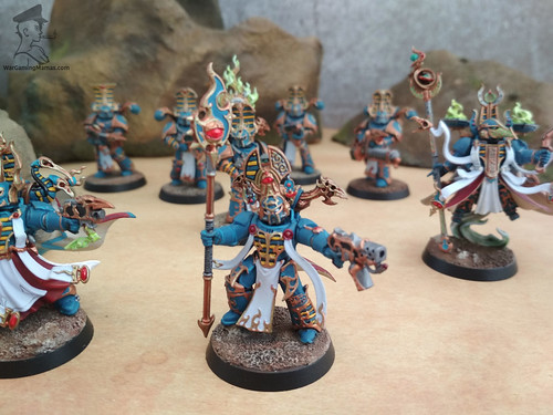 Thousand Sons - Rubic Marines and Sorcerers00006