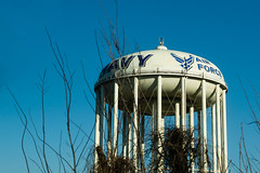 Military Water Tower