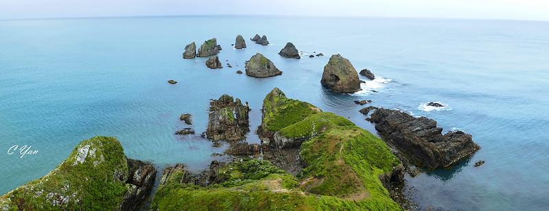 New Zealand - Nugget/Moeraki Boulders