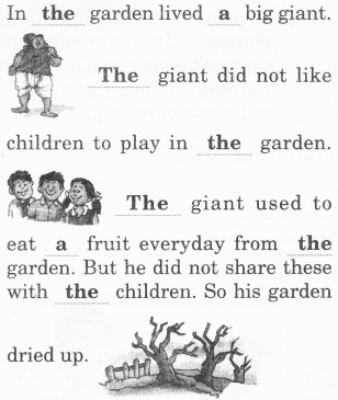 NCERT Solutions for Class 2 English Chapter 18 Granny Granny Please Comb my Hair 23