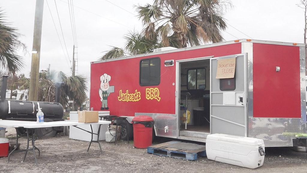 Jarheadz BBQ Food Truck