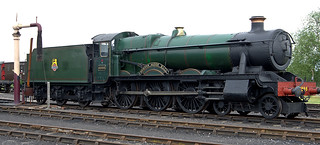 Hall Class Locomotive Burton Agnes