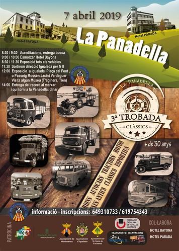 Tercera Edició Trobada La Panadella 2019
