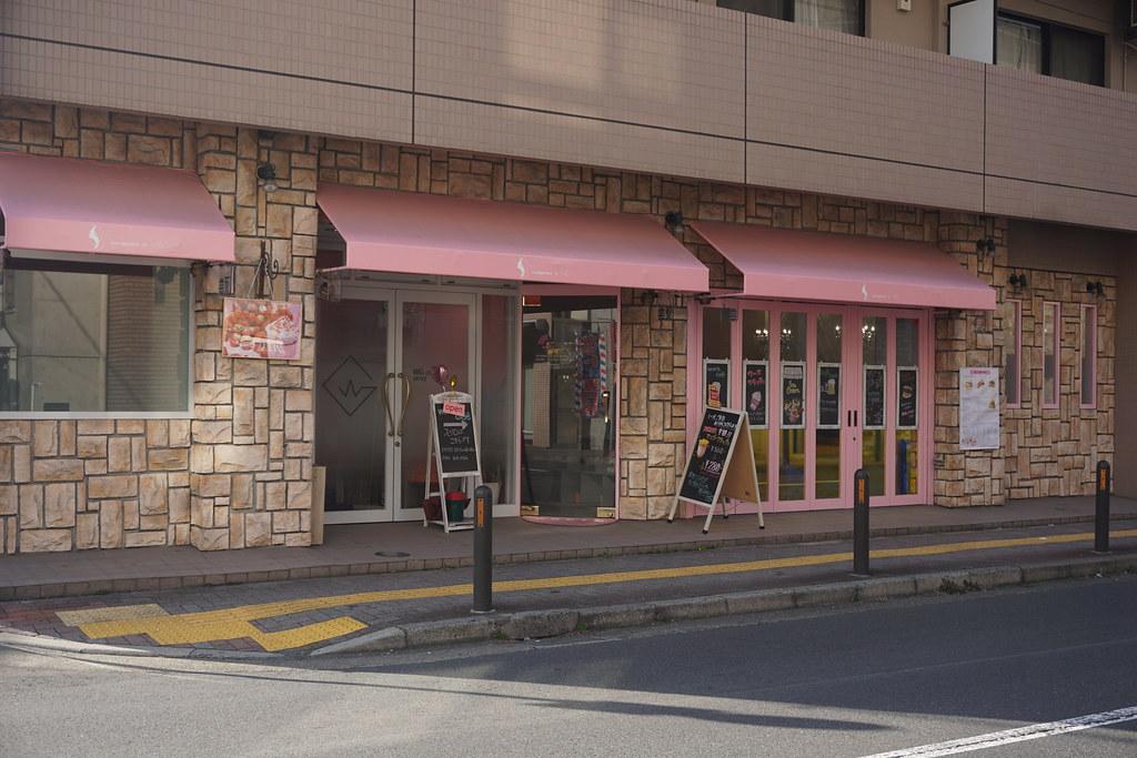 ワースカフェ(江古田)