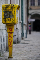 Lille streetwork