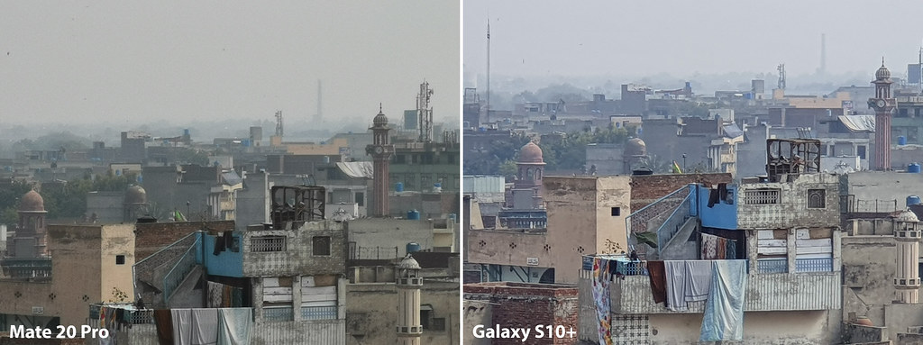 Mate 20 vs Galaxy S10+: Shot with 10X Zoom