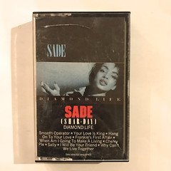 SADE:DIAMOND LIFE(CT)(JACKET A)
