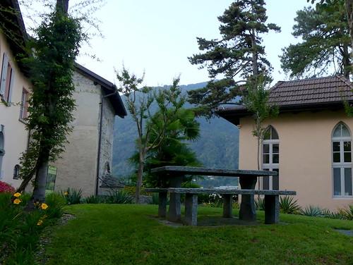 Museo Castello San Materno, Ascona (Canton Ticino, Svizzera).