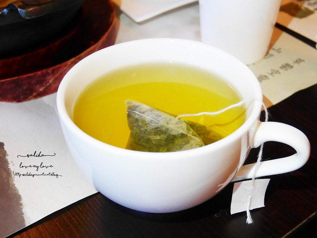 台北陽明山餐廳草山行館午餐餐點套餐內容 (4)
