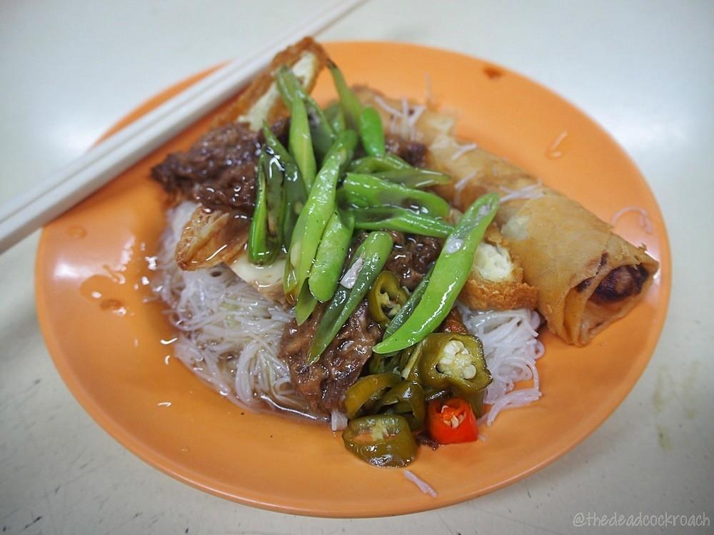 food, food review, review, ruyi yuan, ruyi yuan vegetarian, singapore, tanglin halt, vegetarian, 如意园, 如意园素食, 素食,