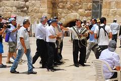 Israel. Jerusalén.  Muro de las lamentaciones (15)
