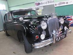 Jaguar Mark IX (1959)