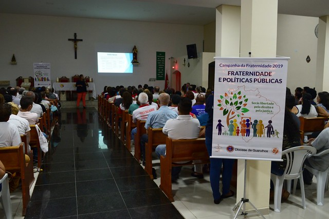 Abertura da CF 2019 - Forania Fátima I