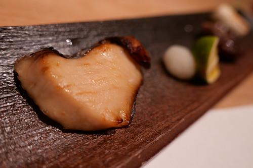 焼物 鰆の柚庵焼
