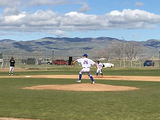 WHCC Men's Baseball vs Butte: Student Perspective