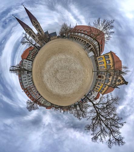 Halberstadt - Domplatz