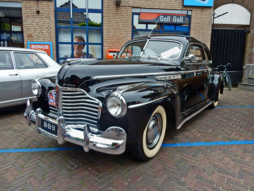 Buick Special Business Coupé 1941 (N2002)