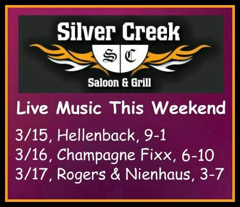 Silver Creek Poster 3-15-19