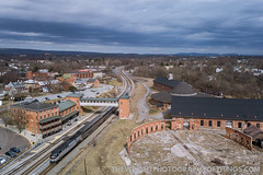 B&O ROUNDHOUSE COMPLEX