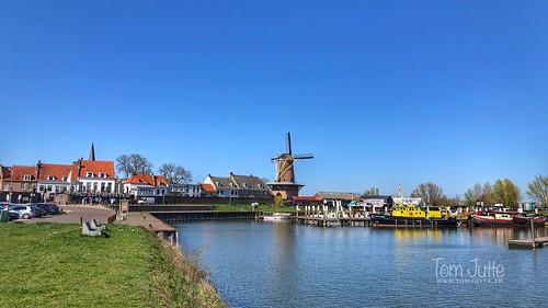 Port of Wijk bij Duurstede, Utrecht, Netherlands - 2358