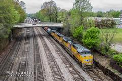 UP 8797 | EMD SD70ACe | CSX Memphis Terminal Subdivision
