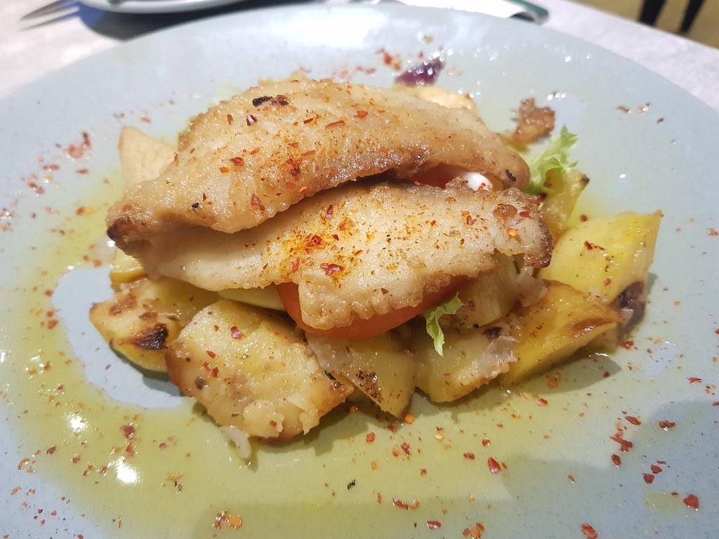 """""""珊瑚""""烤鱼片 Coral Grilled Fish Fillet rm$14.90 @ Big Daddy's Restaurant Taipan USJ10"""