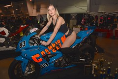Motorcycle Show Models