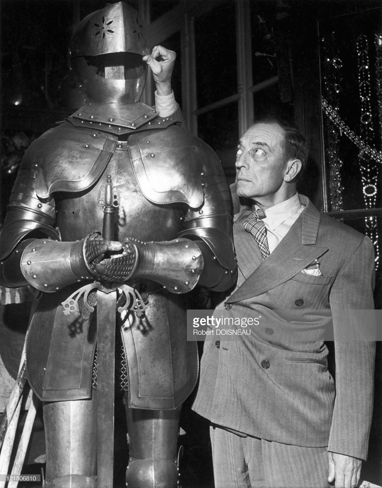 1945. Бастер Китон