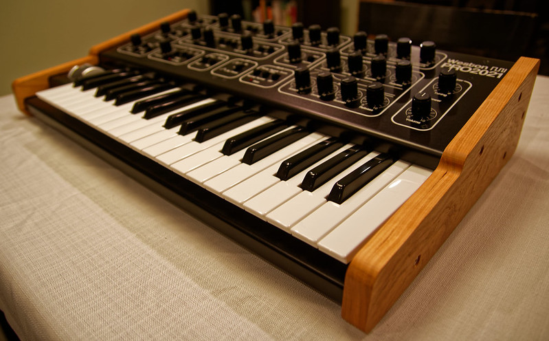 View topic - Project PRO2021 - A Pro-One keyboard synth