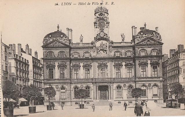 Hôtel de ville, Lyon