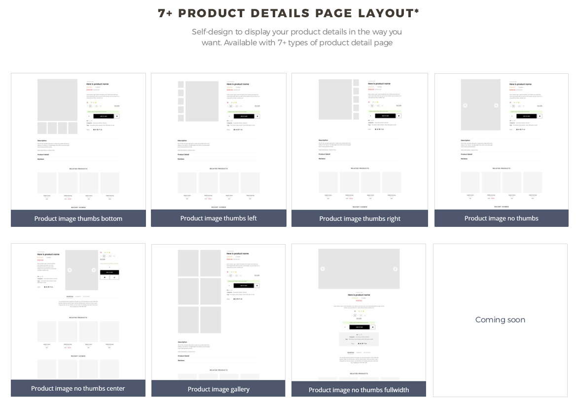 Multi product detail layout page-Leo Bibomart Prestashop theme for Baby and Kid Store