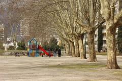 Georges Pompidou park