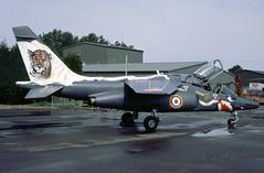 Alpha Jet - Photo of Abancourt