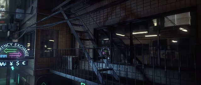 CryEngine Neon Noir - Úvahy o útěku