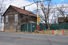 Possibly a former library building, Rossville