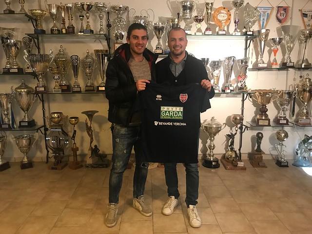 Benvenuto alla Virtus Verona, Gianni Manfrin!