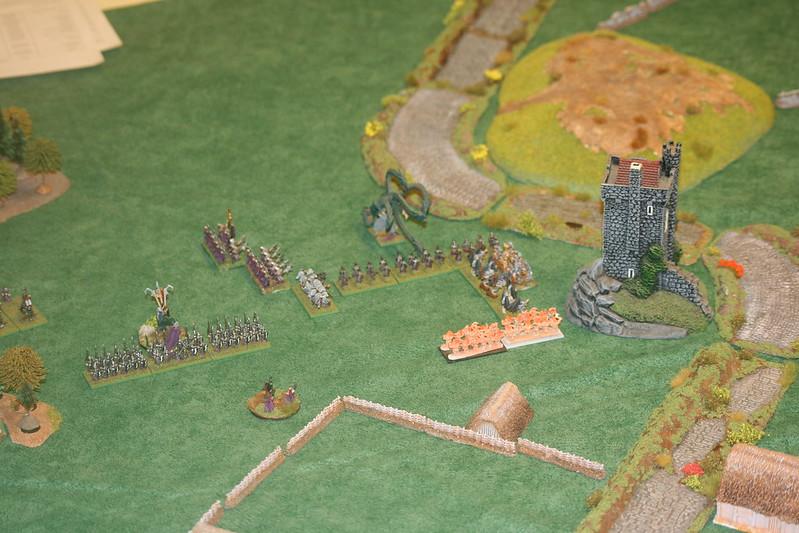 [1300 - Orcs vs elfes Noirs] La bataille des piques maudites 32780358258_c81a18172b_c