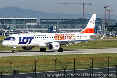 LOT - Polish Airlines, SP-LNB : Move Your Imagination