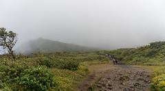Sentier du volcan la Soufrière