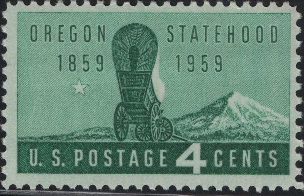 United States - Scott #1124 (1959)