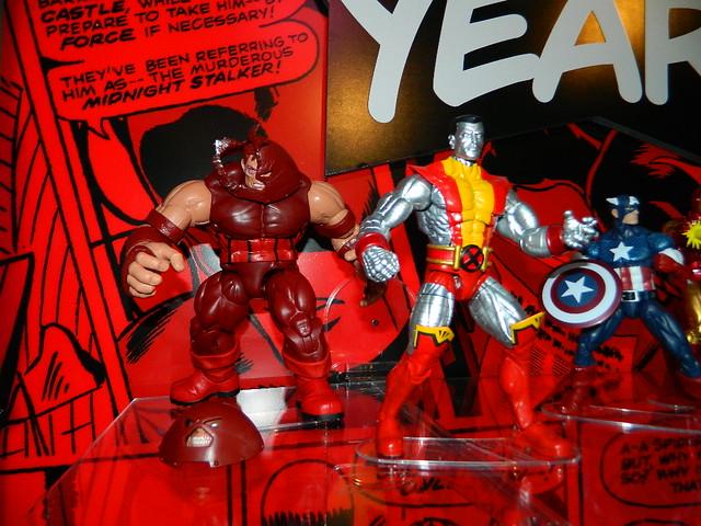 【NYTF2019】孩之寶 漫威傳奇-漫威80週年系列《復仇者聯盟3:無限之戰》、《美國隊長》、《雷神索爾3:諸神黃昏》、《蟻人與黃蜂女》、Marvel Comics...... 6吋人偶新作公開!!