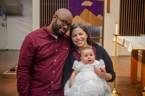 Zoey baptism and padrinos