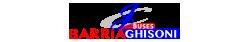 Buses Barría Ghisoni