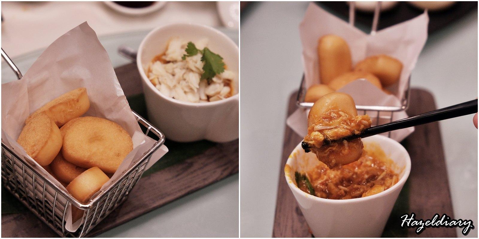 Jumbo Seafood Ion Orchard restaurant-Chilli crab dim sum