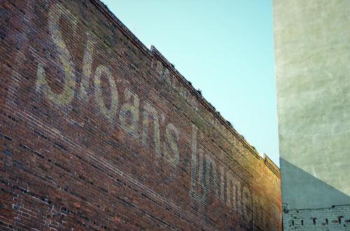 Patent Medicine- Alabama, Dothan, Sloan's Liniment