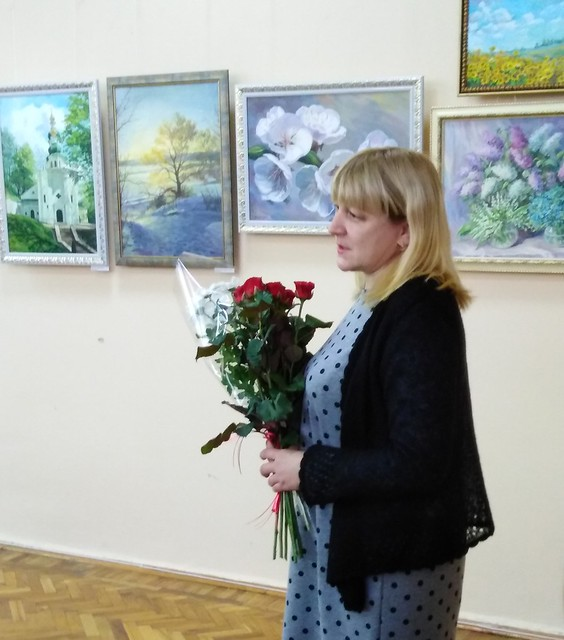 Виставка чернігівської художниці Віри Летошко