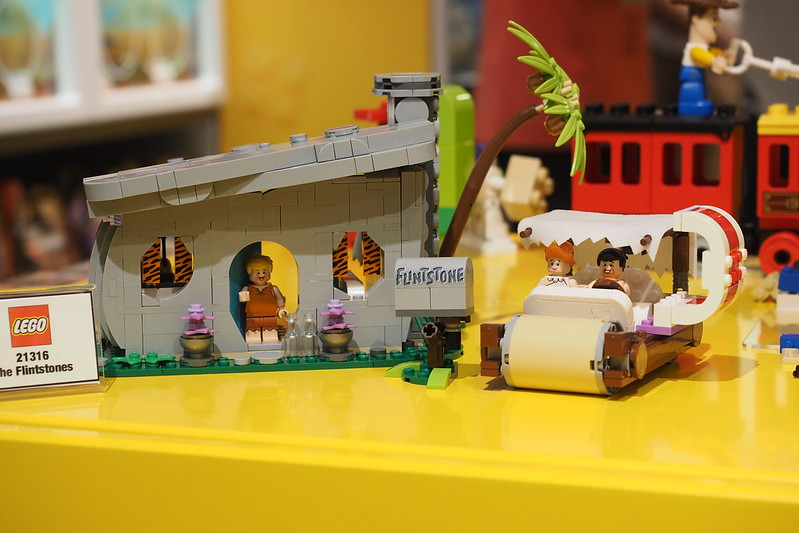 Bricksworld's LEGO Certified Store First AFOL Night of 2019